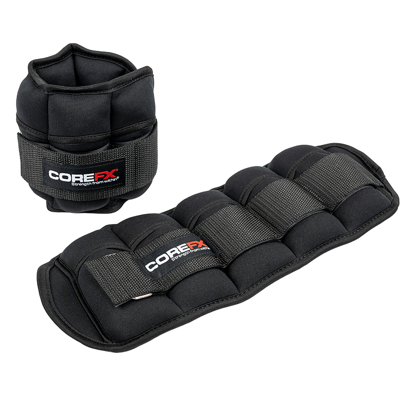 COREFX Adjustable Ankle Weights