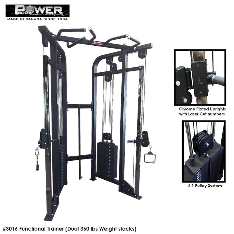 Power Body Core Elite Functional Trainer