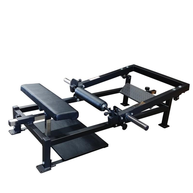 Power Body Hip Thrust Bench