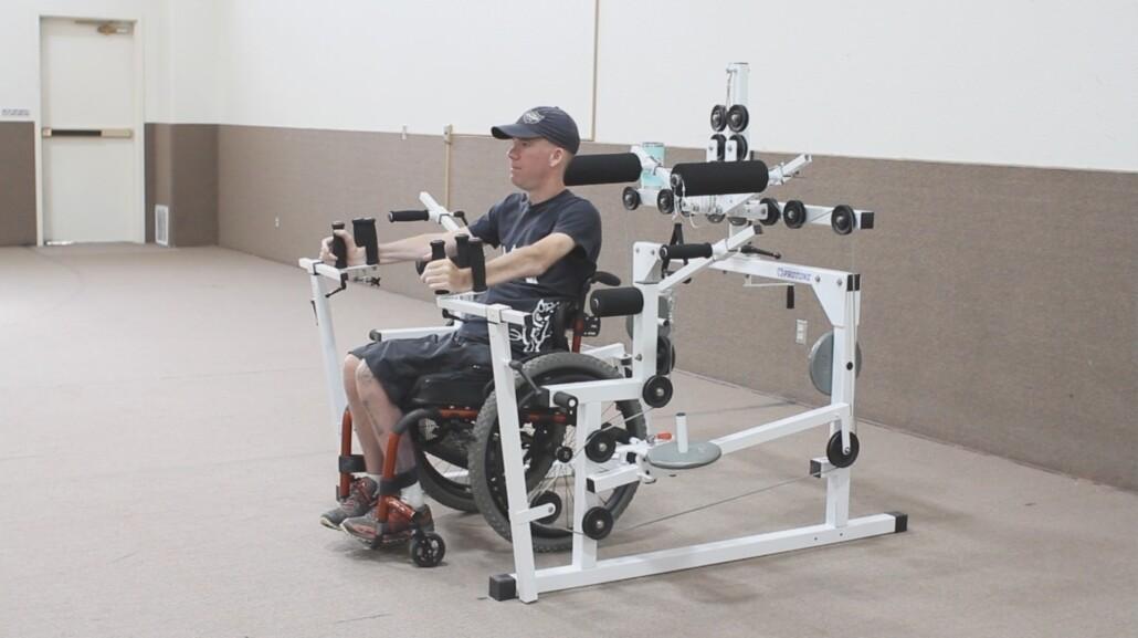 The ProTone™ Fitness Machine