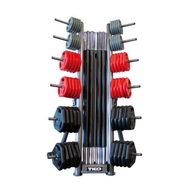 TKO's Cardio Pump Group X Set, 10 Pack