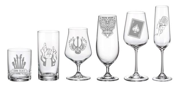 Rock Glas
