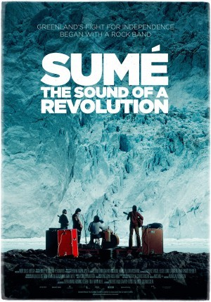SUMÉ – THE SOUND OF A REVOLUTION International Poster