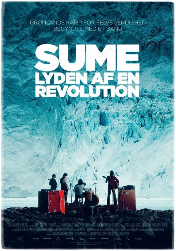 SUMÉ – THE SOUND OF A REVOLUTION Danish Poster