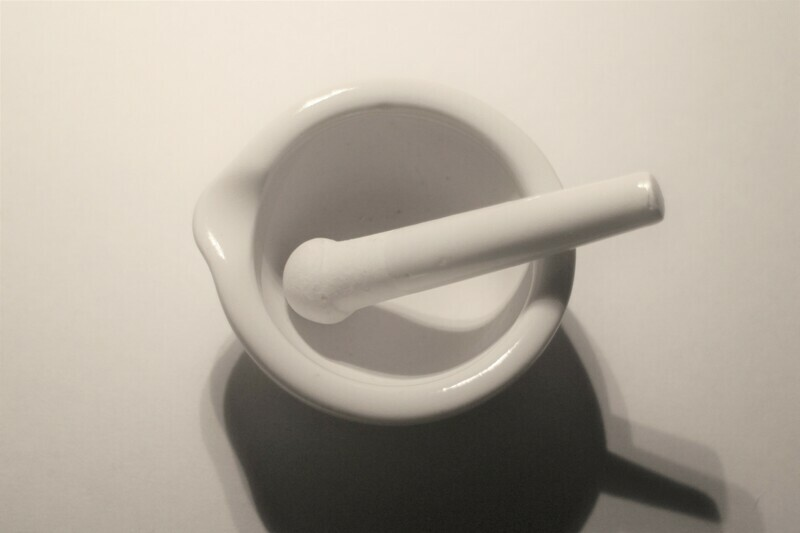 Mini pestle and mortar 5.5cm