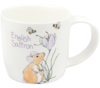 Limited Edition English Saffron Woodland Friends Homeware