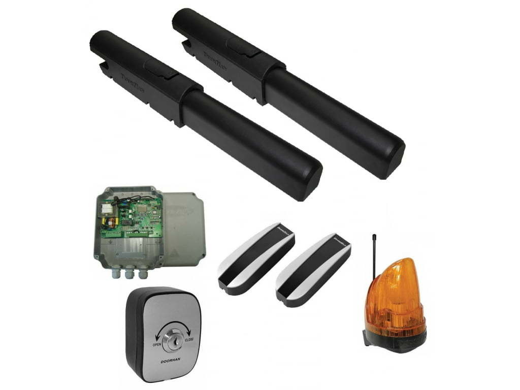 Комплект привода линейного (для распашных ворот) SW-5000PROKIT