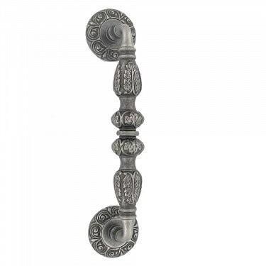 Ручка скоба Либерти 285мм античное серебро МТ150.23 RR ZERMAT