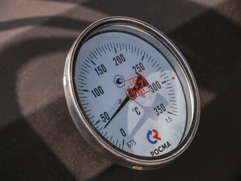 Термометр для мангалов AL-F, биметалл