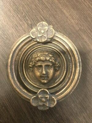 Дверное кольцо Романо ант,бронза 269 Stilars