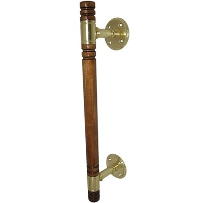 Ручка скоба парадная деревянная ПД-2