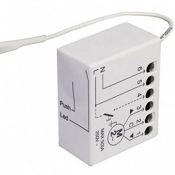Блок управления Nice TT2N со встроенным радиоприемником