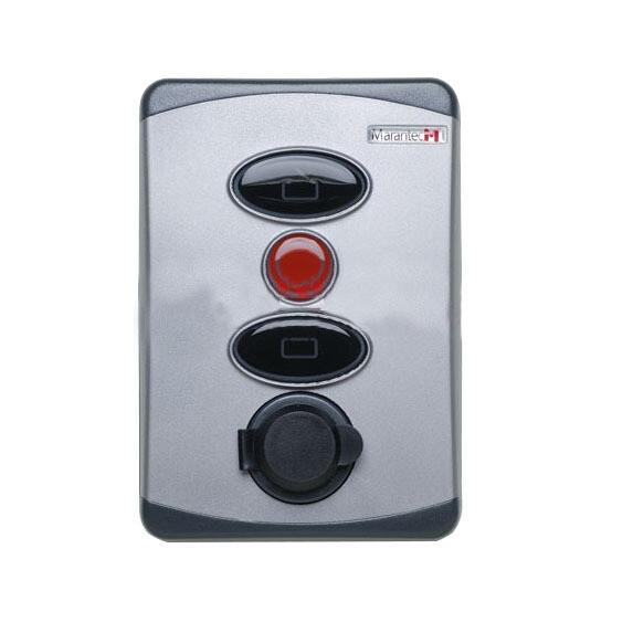 Панель управления 3х кнопочная с ключом Marantec Command 613