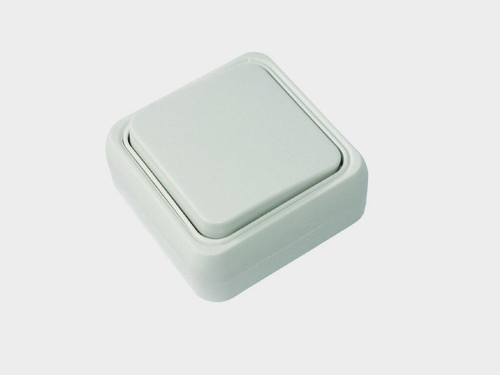 Клавишный выключатель с возвратным механизмом SWITCH для подачи управляющей команды на блок управления приводом.