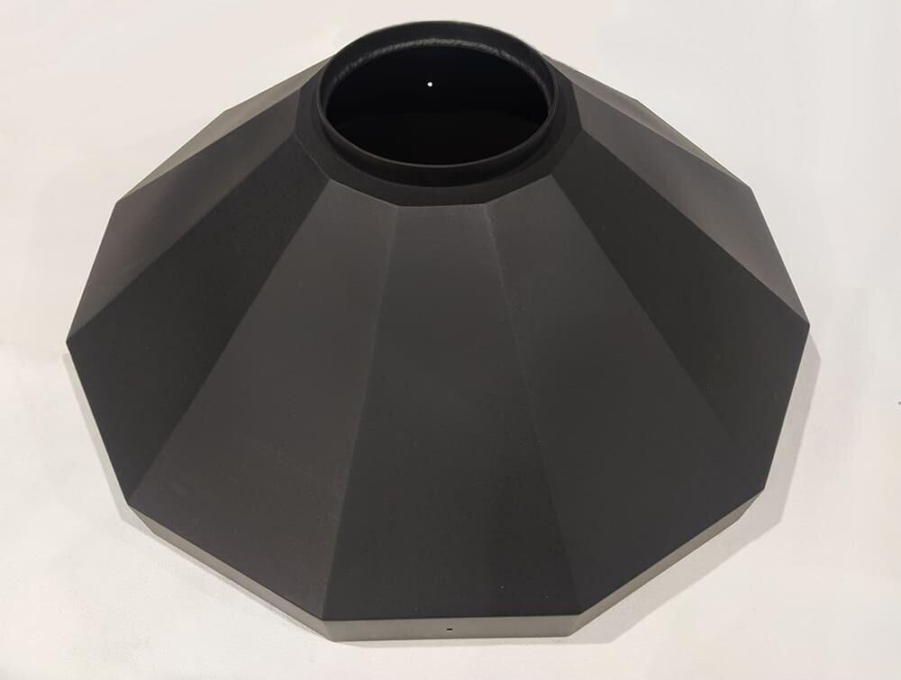 Вытяжной зонт - дымосборник для мангала и беседок
