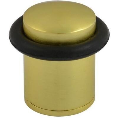 Ограничитель дверной 101 матовое золото, Нора-М