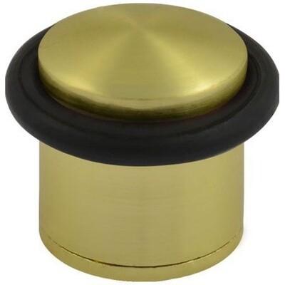 Ограничитель дверной 102 матовое золото, Нора-М