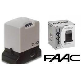 Привод для сдвижных ворот FAAC 740E