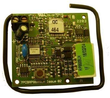 Радиоприемник 1-канальный встраиваемый с кодировкой SLH