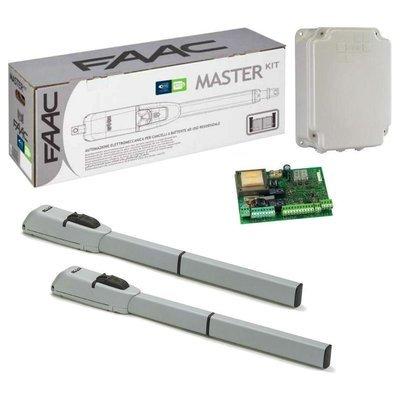 Комплект привода для распашных ворот FAAC 415 LLS