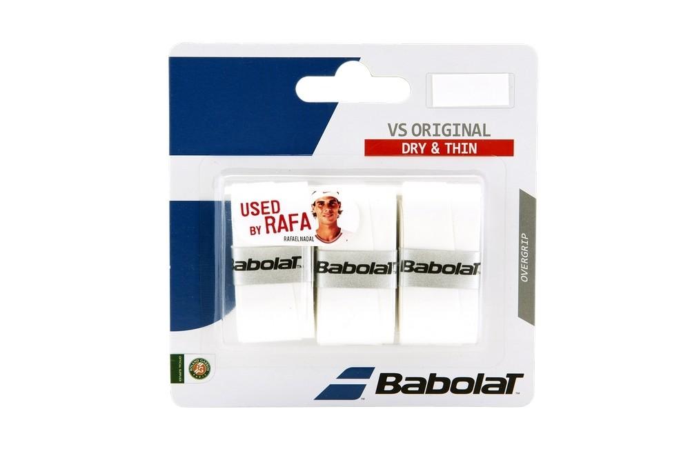 Babolat VS Original Overgrips - 3 Pack
