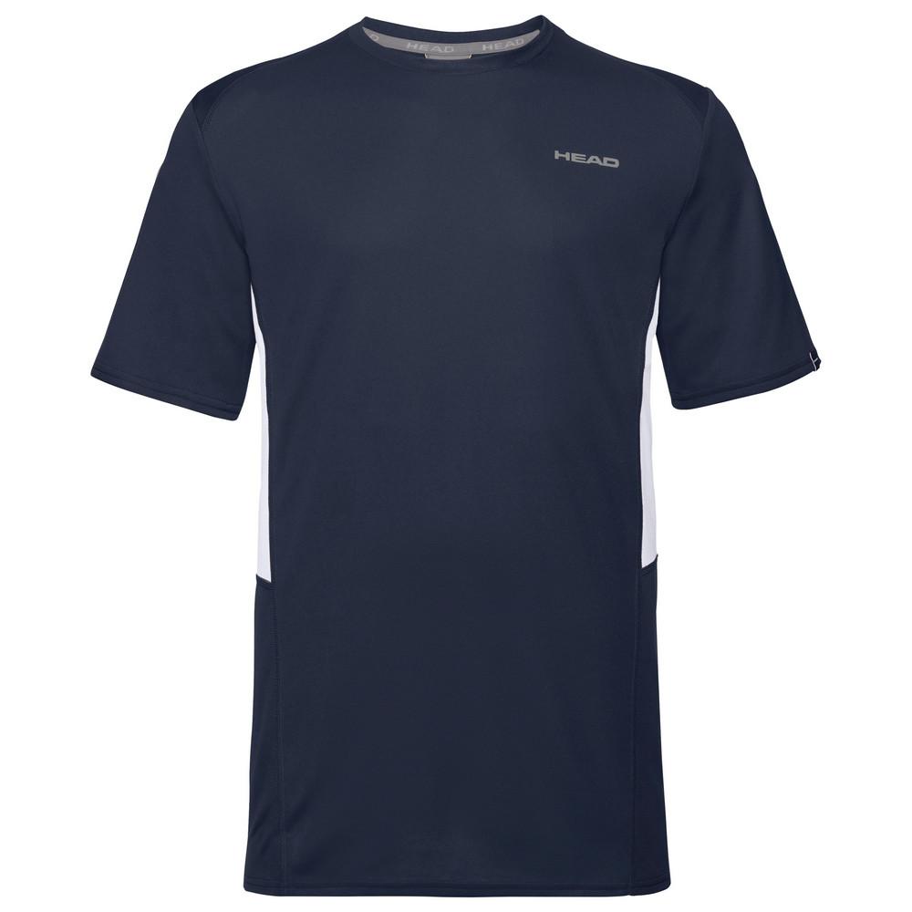 Head Boys Club Tech T-Shirt - Navy Blue