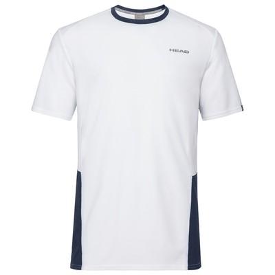 Head Boys Club Tech T-Shirt - White