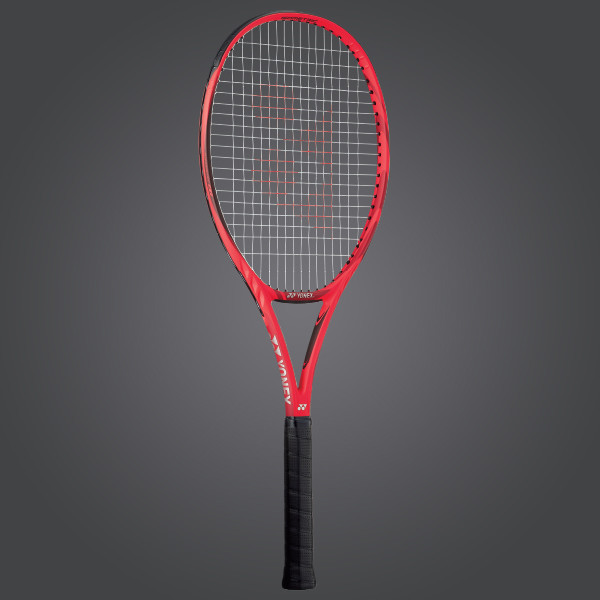 Yonex VCORE 98 Tennis Racket - Flame Red