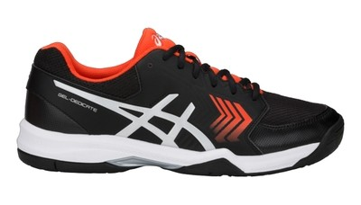 Asics Gel Dedicate 5 All Court Tennis Shoes - Black