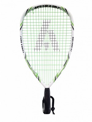 Ashaway Cobra SQ 57 Racketball Racket - White
