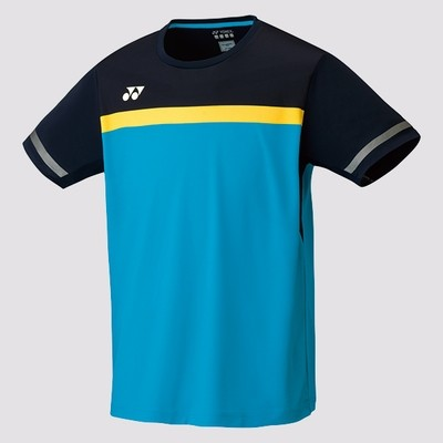 Yonex Men's Crew Neck Shirt 10284 - Marine Blue