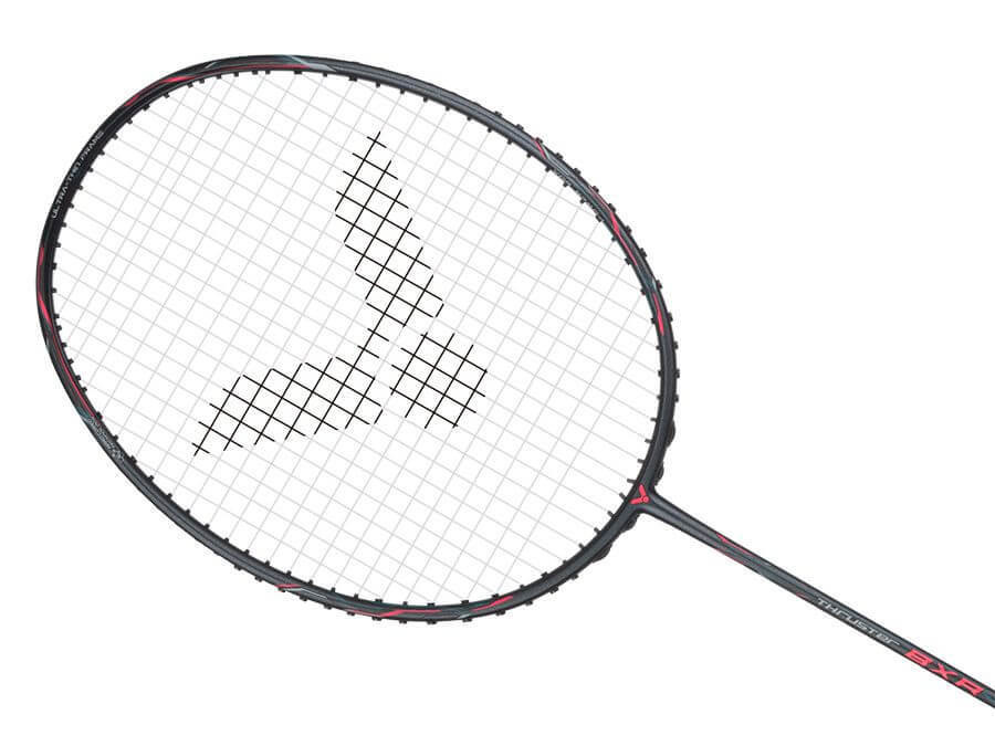 Victor Thruster BXR Badminton Racket - Black/Red