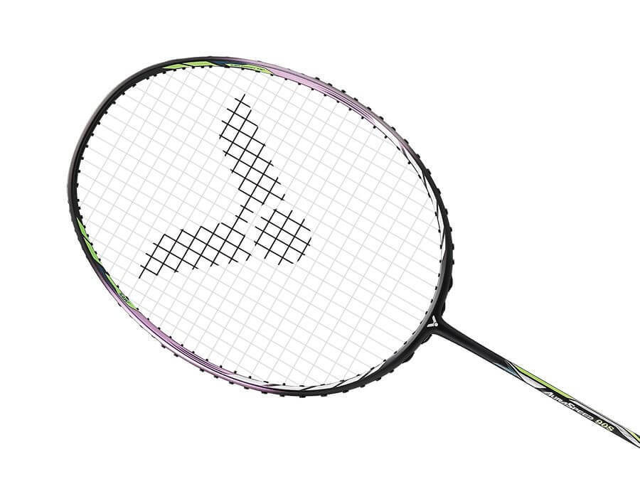 Victor Auraspeed 90S Badminton Racket - Black