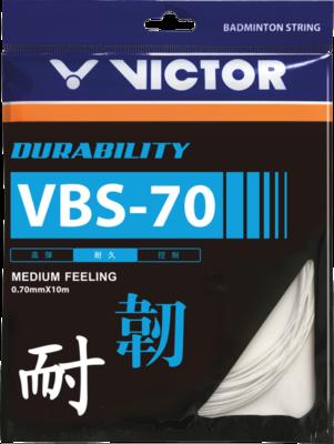 Victor VBS-70 Badminton String Set