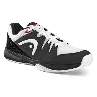 Head Grid 3.0 Court Shoe - Black/White