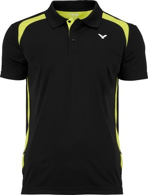 Victor Function Polo Shirt Unisex - Black