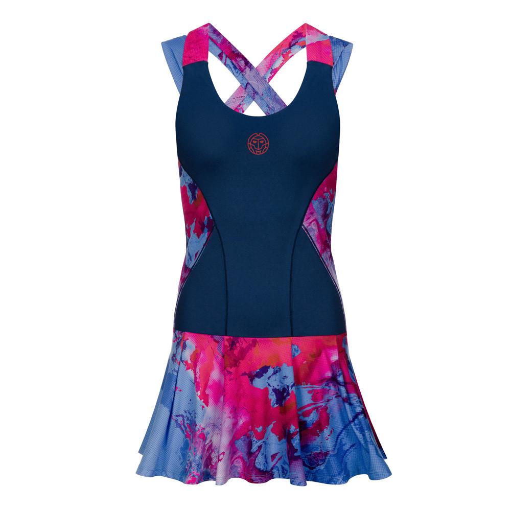 Bidi Badu Lipa Tech Tennis Dress (2 in 1) - Dark Blue