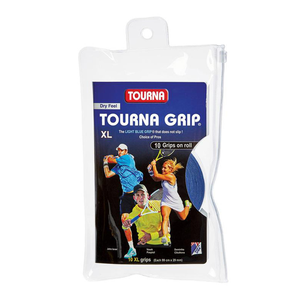 Tourna Grip XL - 10 Pack