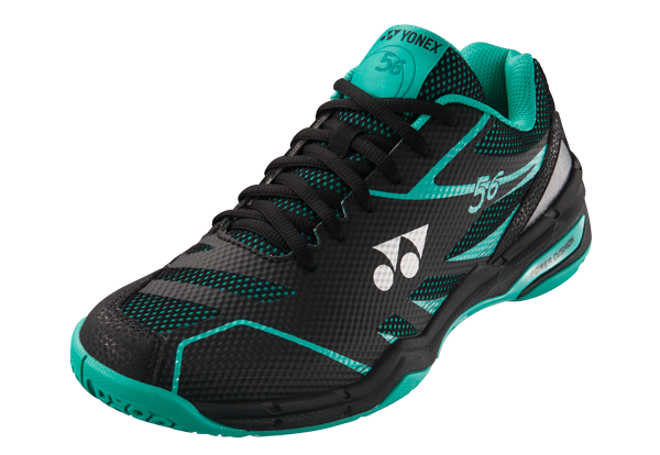 Yonex Power Cushion 56 Badminton Shoes - Black