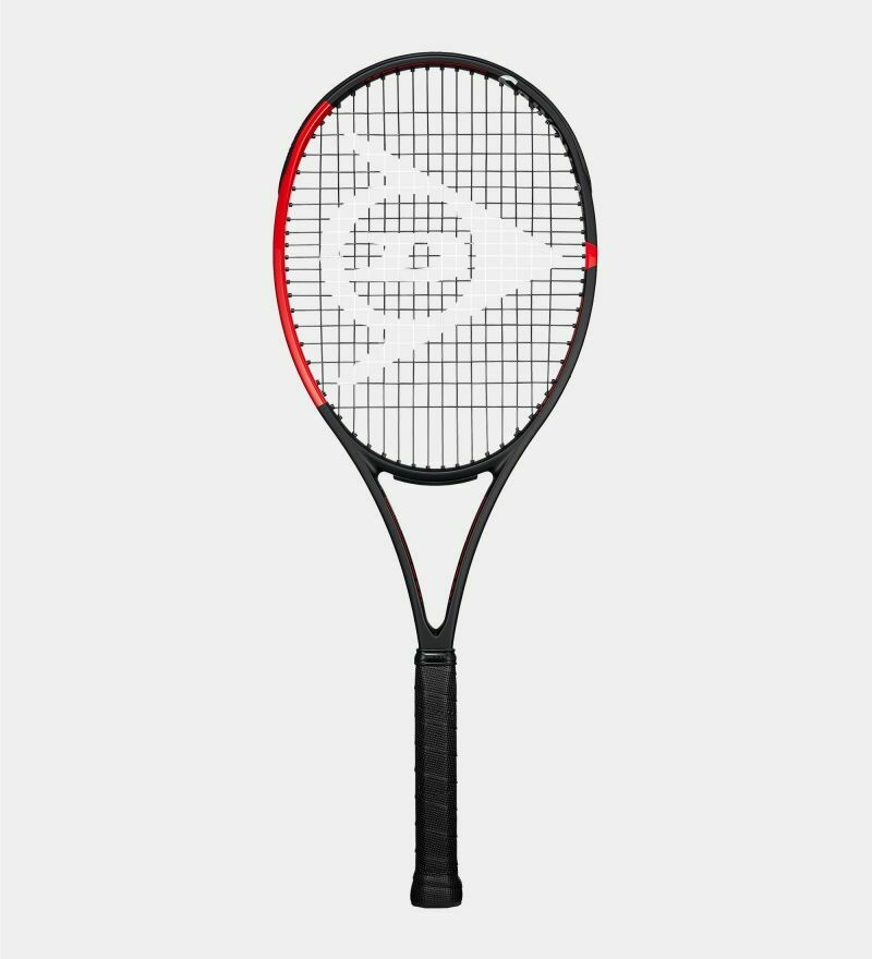 Dunlop Srixon CX 200+ Tennis Racket - Black