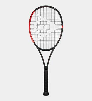 Dunlop Srixon CX 200+ Tennis Racket - Black
