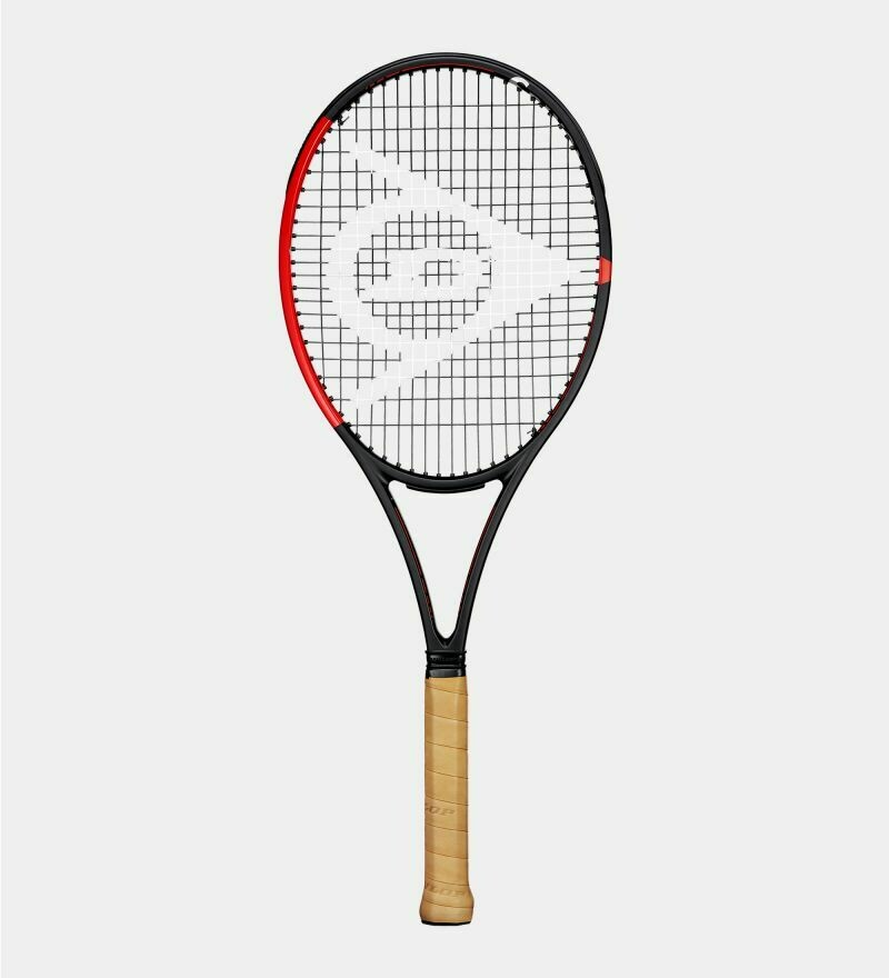 Dunlop Srixon CX 200 Tour 18x20 Tennis Racket - Black
