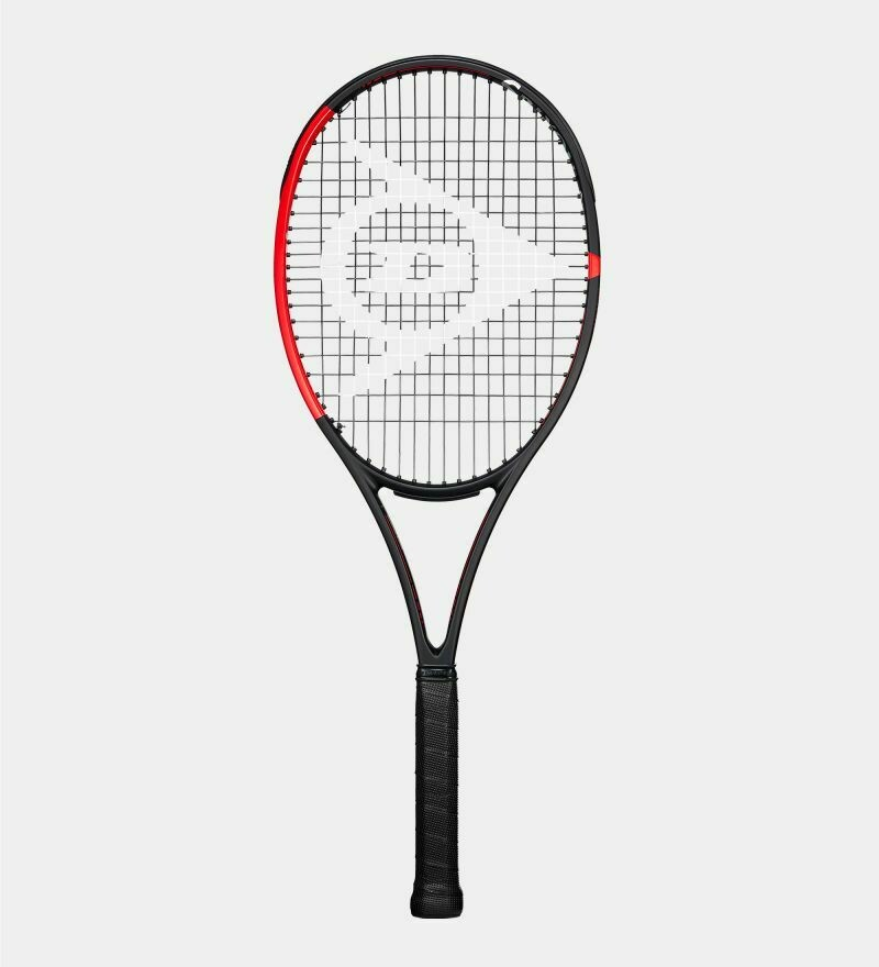 Dunlop Srixon CX200 Tennis Racket - Black