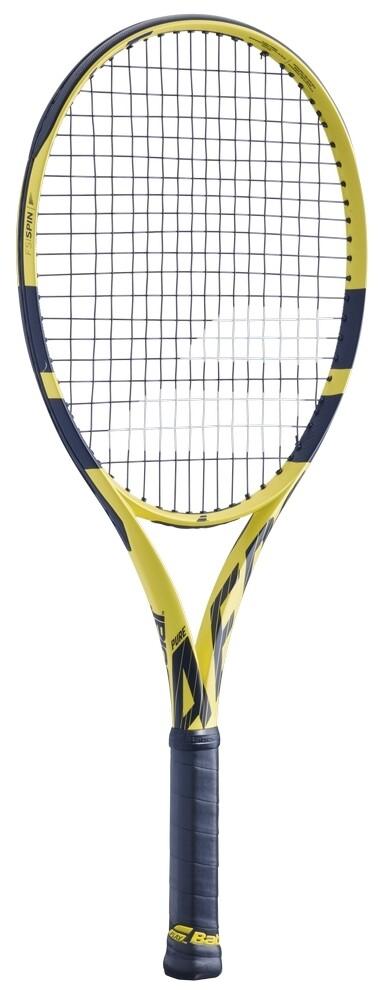Babolat Pure Aero Junior 26 Tennis Racket Yellow