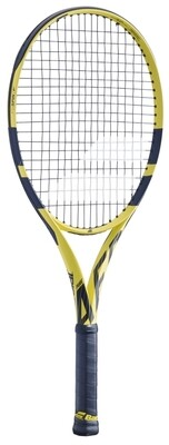 Babolat Pure Aero Junior 26 Tennis Racket Yellow