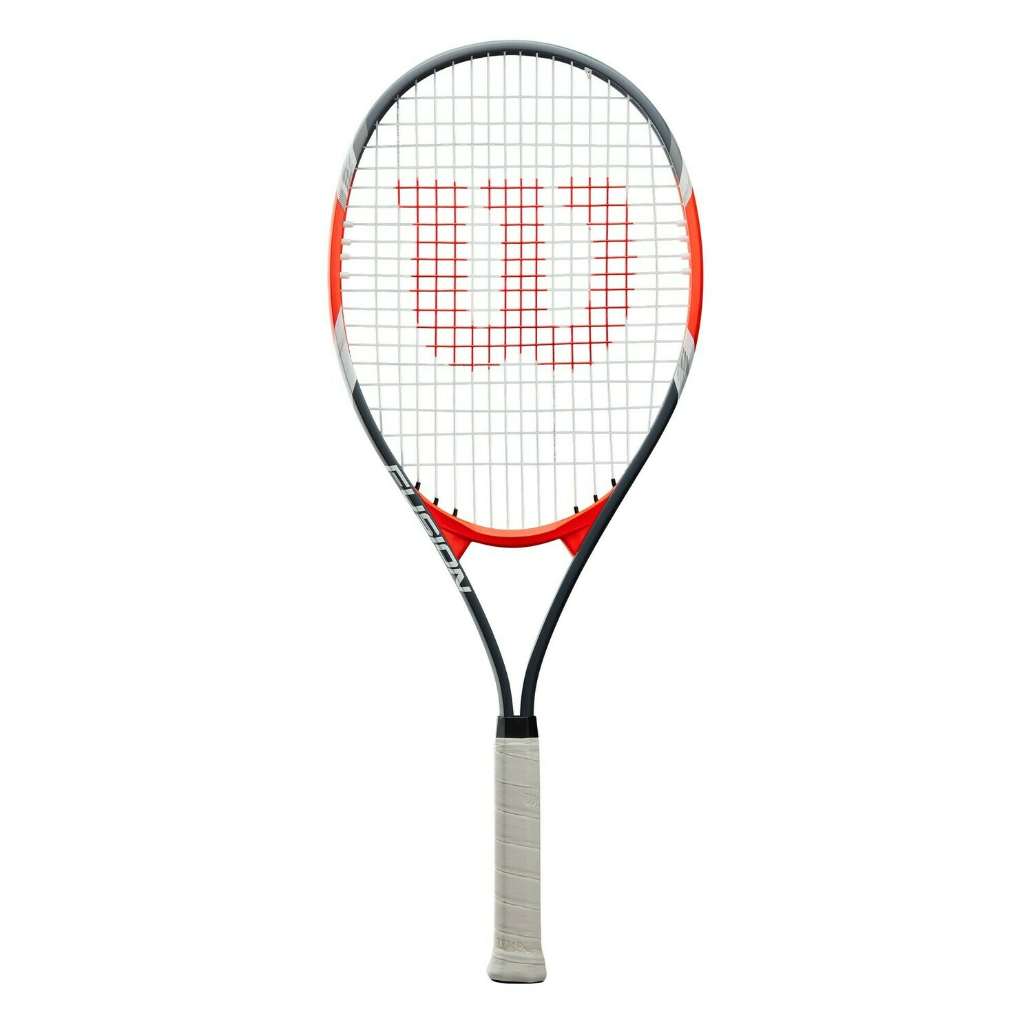 Wilson Fusion XL Tennis Racket - Red