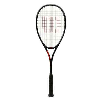 Wilson Pro Staff CV Squash Racket - Black