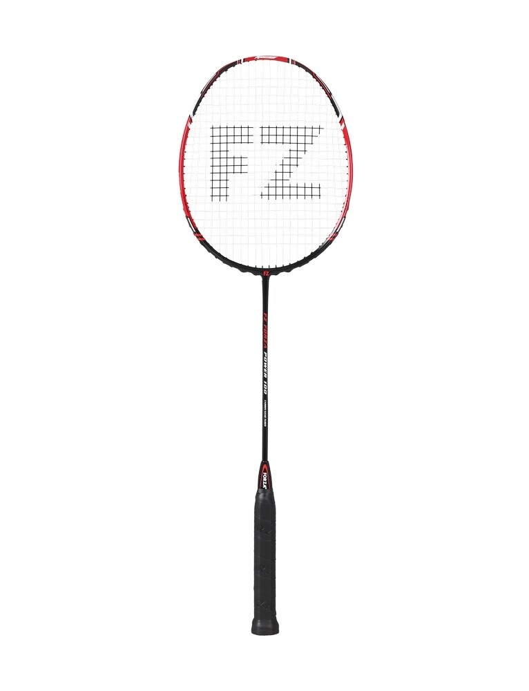 Forza Power 100 Badminton Racket - Chinese Red