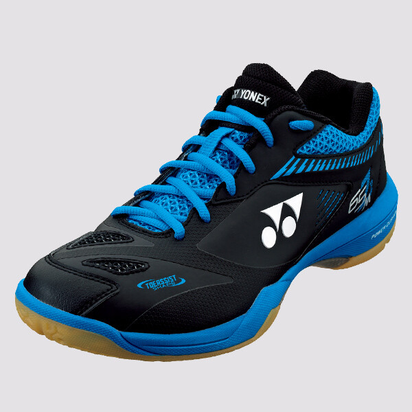 Yonex Power Cushion 65 Z2 Court Shoes - Black/Blue