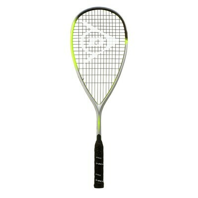 Dunlop Hyperfibre XT Revelation 125 Squash Racket